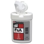FSA Fusion Splice Aqueous Wipe