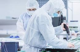 Cleanroom Compatibility of Chemtronics Duster, ESD Products & Aerosols